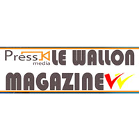 Press Medi Le Wallon Magazine Logo